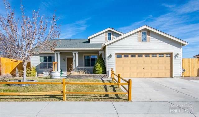 122 Knickerbocker Circle, Dayton, NV 89403 (MLS #200016001) :: NVGemme Real Estate