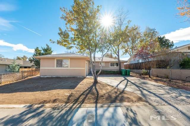 1355 Akard Drive, Reno, NV 89503 (MLS #200016006) :: Chase International Real Estate