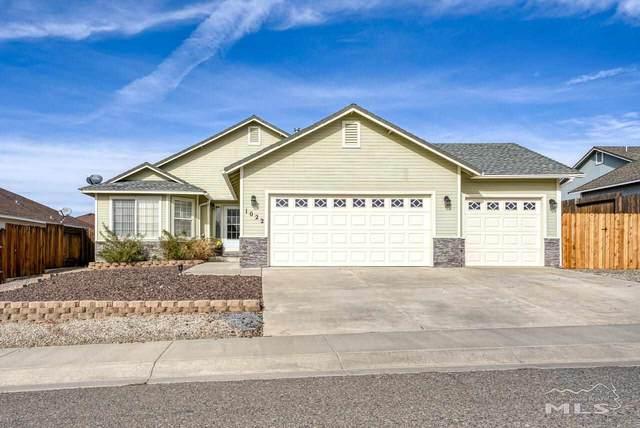 1022 Sunburst Drive, Carson City, NV 89705 (MLS #200016013) :: NVGemme Real Estate