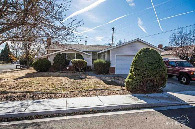 405 Gregory, Sparks, NV 89431 (MLS #200016019) :: Craig Team Realty