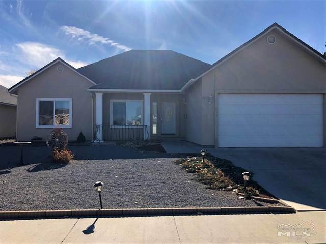 819 Divot Dr., Fernley, NV 89408 (MLS #200016037) :: Ferrari-Lund Real Estate