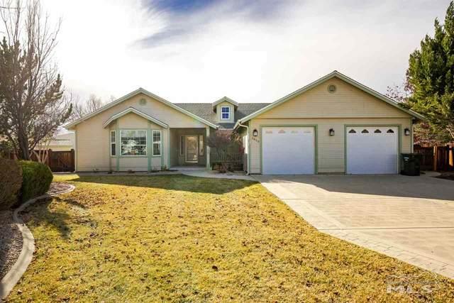 2850 Hot Springs Rd., Minden, NV 89423 (MLS #200016039) :: Chase International Real Estate