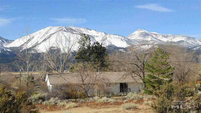 2450 Chipmunk Dr., Washoe Valley, NV 89704 (MLS #200016052) :: NVGemme Real Estate