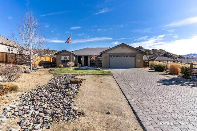 2000 Back Nine, Reno, NV 89523 (MLS #200016057) :: NVGemme Real Estate