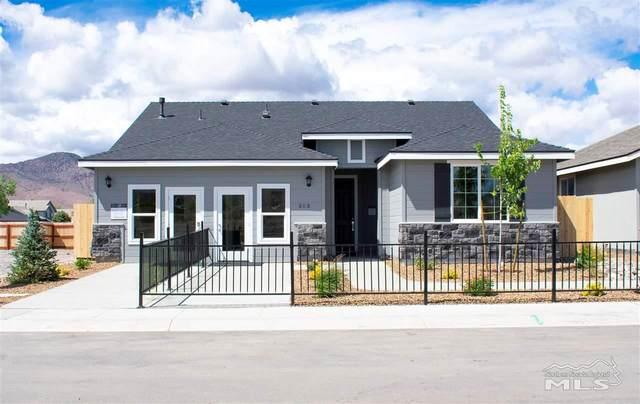 301 Granite Court Lot 1, Dayton, NV 89403 (MLS #200016059) :: Craig Team Realty