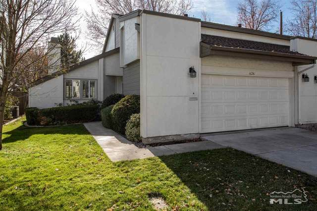 434 Octavia Court, Reno, NV 89509 (MLS #200016066) :: Vaulet Group Real Estate