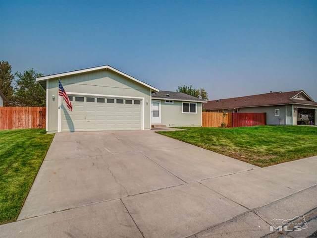 1494 Kathy, Gardnerville, NV 89460 (MLS #200016071) :: Chase International Real Estate