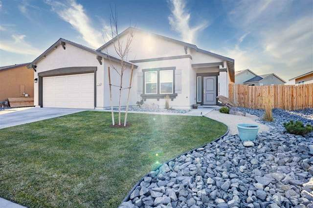 179 Walnut Drive, Fernley, NV 89408 (MLS #200016076) :: Ferrari-Lund Real Estate
