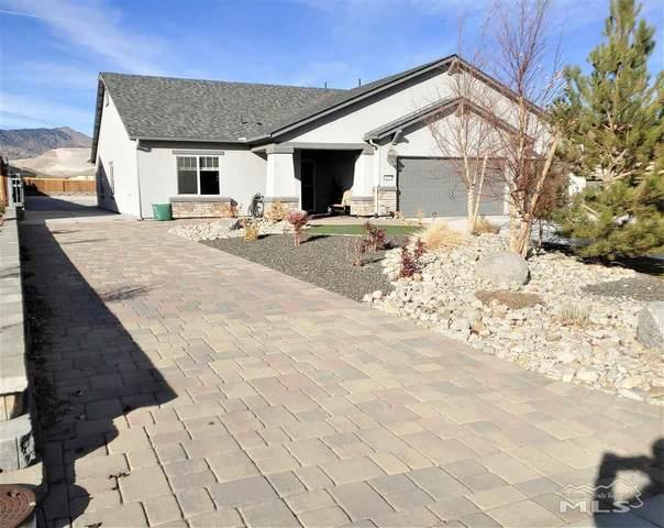 1140 Ferretto Pkwy, Dayton, NV 89403 (MLS #200016093) :: Theresa Nelson Real Estate
