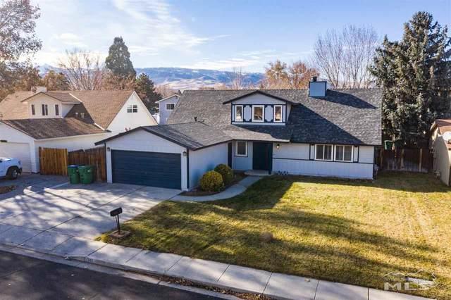 7265 Wallsend Drive, Reno, NV 89511 (MLS #200016097) :: Chase International Real Estate