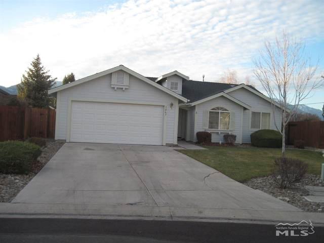 1067 Cedar Crest Nv, Minden, NV 89423 (MLS #200016100) :: Chase International Real Estate