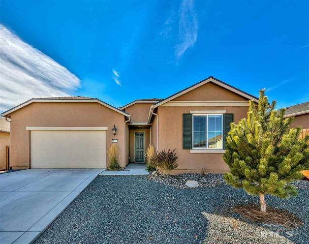 1123 Monument Peak, Carson City, NV 89701 (MLS #200016114) :: NVGemme Real Estate