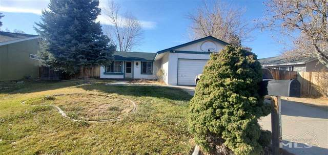 3805 Parque Verde Ln, Reno, NV 89502 (MLS #200016128) :: Chase International Real Estate