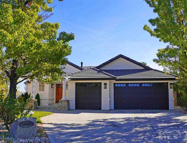 4840 Broken Arrow Circle, Reno, NV 89509 (MLS #200016162) :: Chase International Real Estate