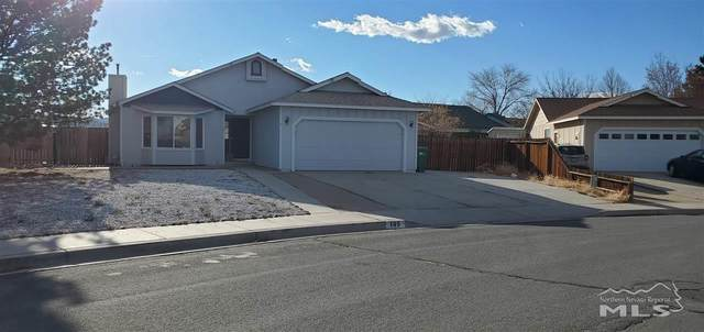 105 River Village Circle, Dayton, NV 89403 (MLS #200016164) :: Chase International Real Estate