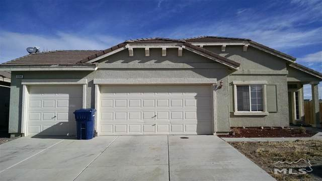 114 Red Oak Ct, Fernley, NV 89408 (MLS #200016168) :: Ferrari-Lund Real Estate