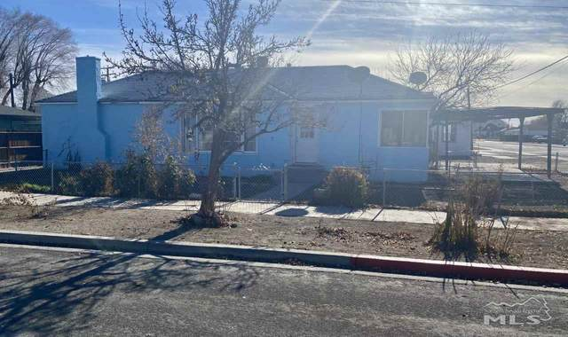 595 Taylor Place, Lovelock, NV 89419 (MLS #200016173) :: Ferrari-Lund Real Estate