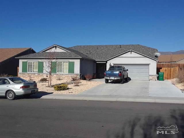 1122 Ferretto, Dayton, NV 89403 (MLS #200016177) :: Ferrari-Lund Real Estate