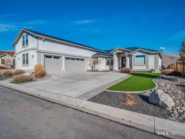 1636 Robb Drive, Carson City, NV 89703 (MLS #200016184) :: Craig Team Realty