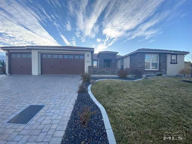8370 Split Rock Trail, Reno, NV 89523 (MLS #200016192) :: Ferrari-Lund Real Estate