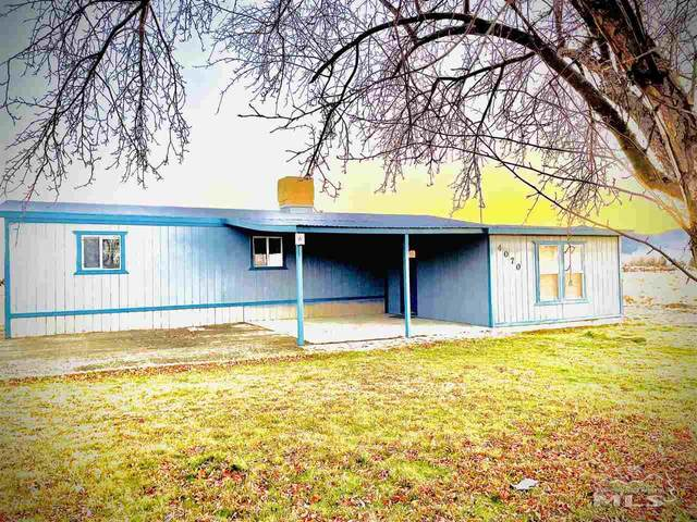 4070 Airview Blvd, Winnemucca, NV 89445 (MLS #200016196) :: The Mike Wood Team