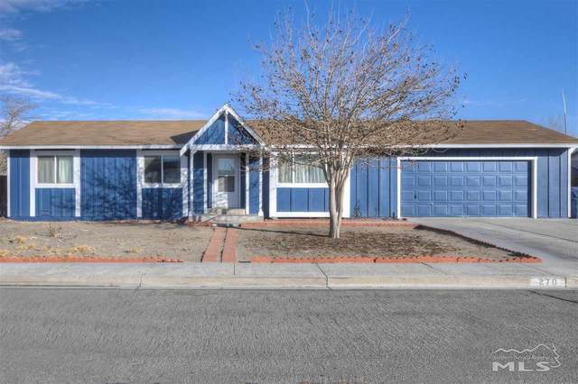 270 Spear Court, Fernley, NV 89408 (MLS #200016205) :: Ferrari-Lund Real Estate