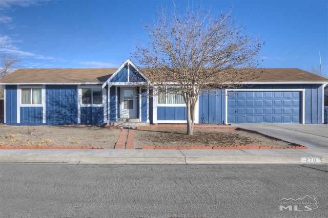 270 Spear Court, Fernley, NV 89408 (MLS #200016205) :: Chase International Real Estate