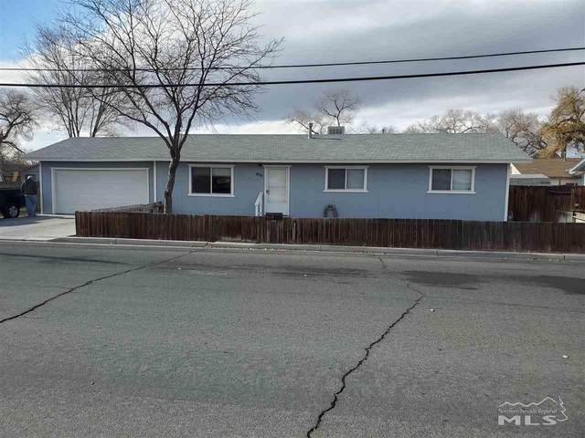 490 Wildes, Fallon, NV 89406 (MLS #200016221) :: Colley Goode Group- eXp Realty
