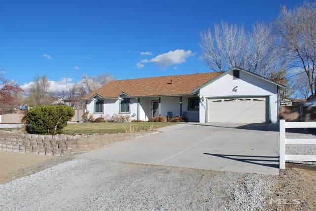 2841 Esaw, Minden, NV 89423 (MLS #200016223) :: Chase International Real Estate