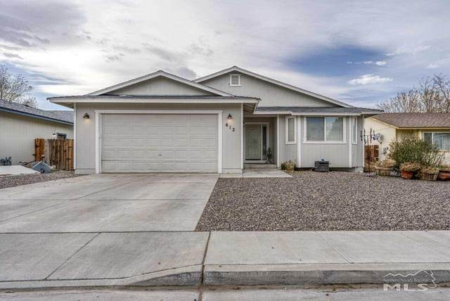 612 Silverlace Boulevard, Fernley, NV 89408 (MLS #200016236) :: Ferrari-Lund Real Estate