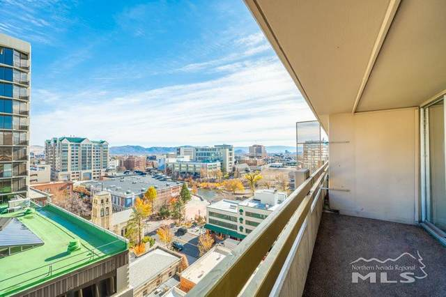 100 N Arlington Ave 9A 9A, Reno, NV 89501 (MLS #200016242) :: NVGemme Real Estate
