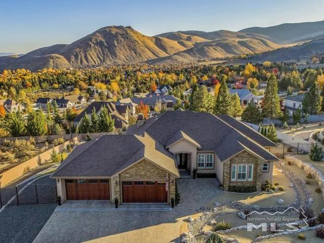 2711 N Wellington, Carson City, NV 89703 (MLS #200016244) :: Craig Team Realty
