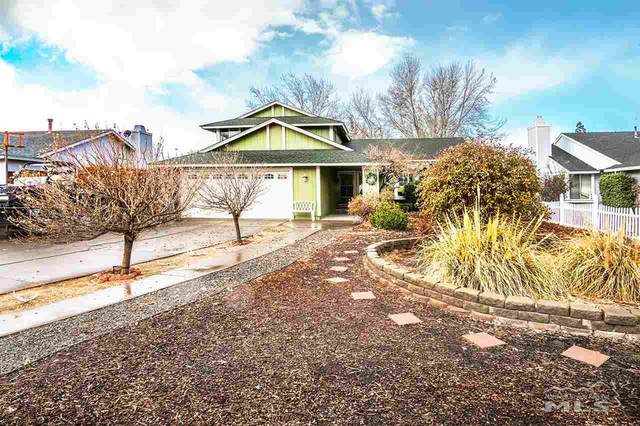 1269 Pullman Court, Sparks, NV 89434 (MLS #200016270) :: The Mike Wood Team