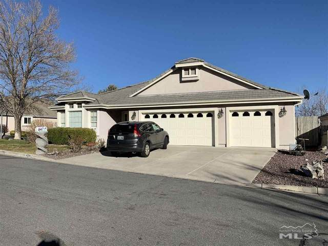 6210 S Deer Meadows Ct, Reno, NV 89519 (MLS #200016282) :: Theresa Nelson Real Estate