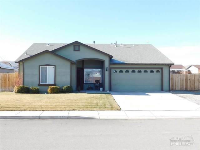 530 Hawk Bay Ct., Sparks, NV 89436 (MLS #200016287) :: The Mike Wood Team