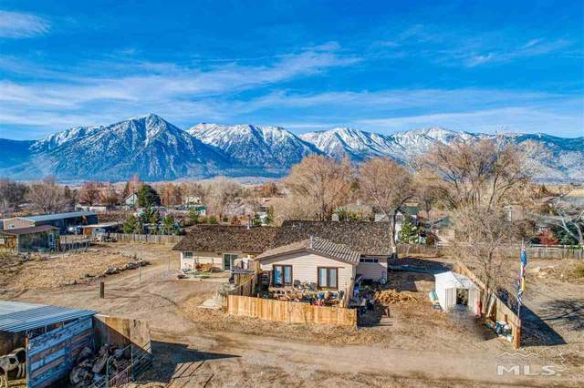 1113 Centerville Lane, Gardnerville, NV 89460 (MLS #200016292) :: The Mike Wood Team