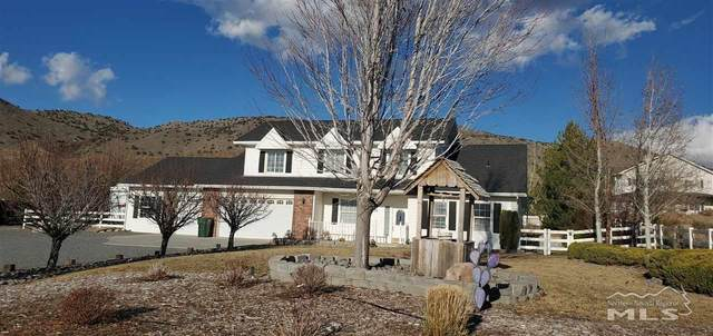 1530 W High Pointe, Minden, NV 89423 (MLS #200016294) :: Theresa Nelson Real Estate