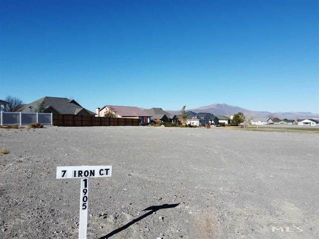 1905 Seven Iron Court, Fernley, NV 89408 (MLS #200016299) :: Theresa Nelson Real Estate