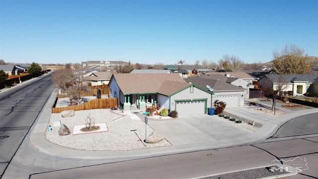 803 Augusta Lane, Fallon, NV 89406 (MLS #200016303) :: Vaulet Group Real Estate