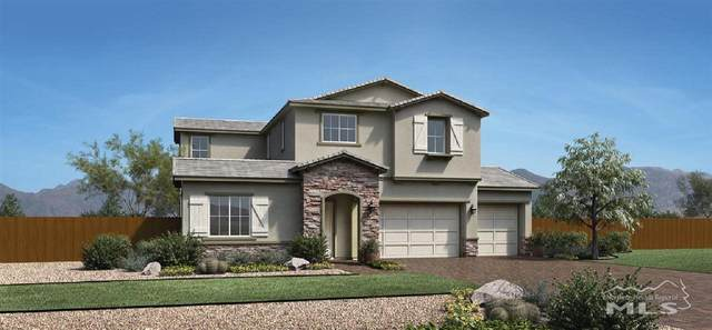 9317 Mayfair Way Homesite 61, Reno, NV 89521 (MLS #200016307) :: Vaulet Group Real Estate