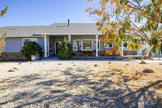 1895 Crockett Ln, Gardnerville, NV 89410 (MLS #200016314) :: Vaulet Group Real Estate