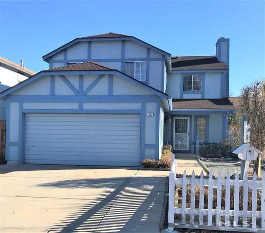 1292 Highgate Ct, Sparks, NV 89434 (MLS #200016317) :: Vaulet Group Real Estate