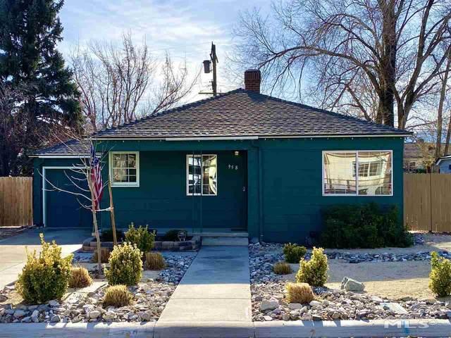 958 Kimbal Dr, Reno, NV 89503 (MLS #200016318) :: Vaulet Group Real Estate