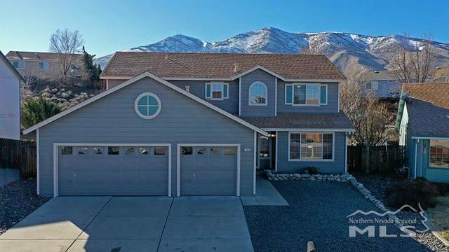 8060 Sand Pebble Drive, Reno, NV 89506 (MLS #200016321) :: Vaulet Group Real Estate