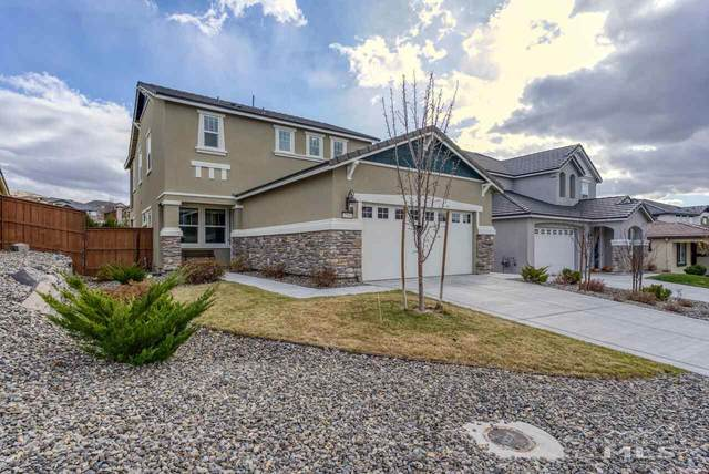 2536 Michelangelo Drive, Sparks, NV 89434 (MLS #200016322) :: Theresa Nelson Real Estate