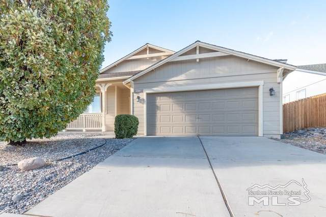 4061 Culpepper Dr, Sparks, NV 89436 (MLS #200016327) :: The Mike Wood Team