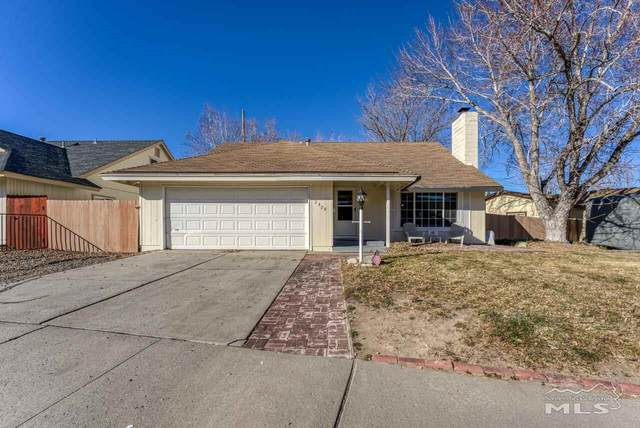 2420 Brentwood Dr, Carson City, NV 89701 (MLS #200016347) :: Colley Goode Group- eXp Realty