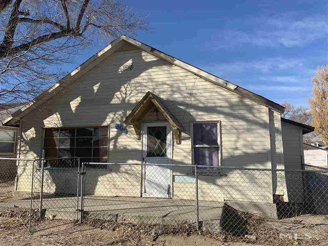 689, 669 G Street, Hawthorne, NV 89415 (MLS #200016349) :: NVGemme Real Estate