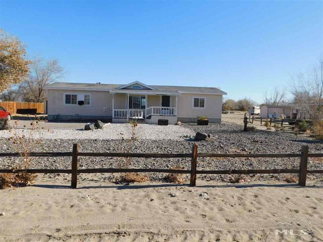 1610 Melanie, Fallon, NV 89406 (MLS #200016372) :: Ferrari-Lund Real Estate