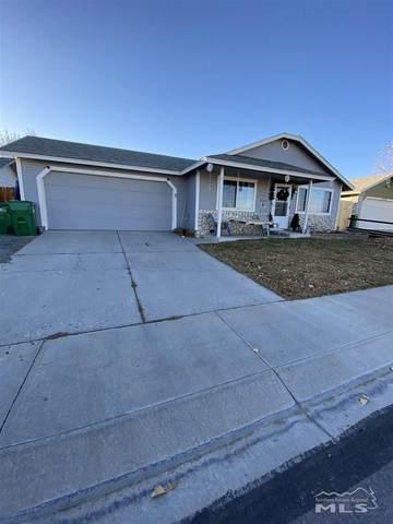 2066 Southridge Court, Carson City, NV 89706 (MLS #200016393) :: Ferrari-Lund Real Estate